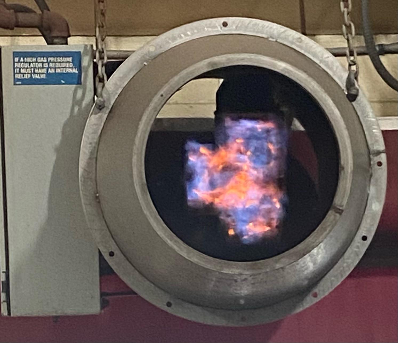 Heated Jet Turbo Dry