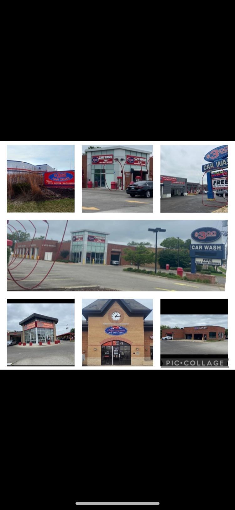 7 Premium Car Wash Locations